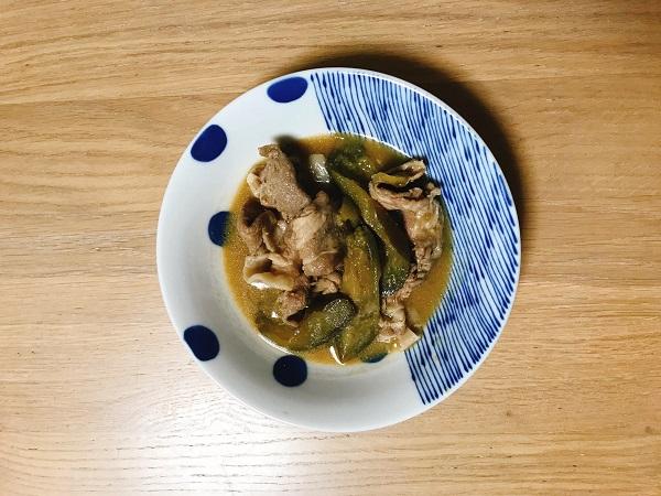 豚肉と茄子の味噌煮レシピ