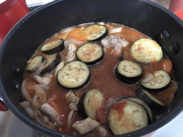 チキントマト煮の作り方